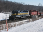 ICE 6457, CP's   River Sub.
